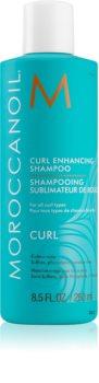 Moroccanoil Curl šampon za kovrčavu i valovitu kosu