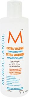 Moroccanoil Extra Volume conditioner pentru volum pentru par fin