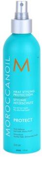 Moroccanoil Protect styling sprej a hajformázáshoz, melyhez magas hőfokot használunk
