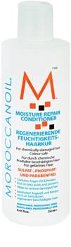 Moroccanoil Moisture Repair балсам за увредена и химически третирана коса