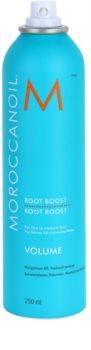 Moroccanoil Volume spray para dar definición al peinado para dar volumen desde las raíces