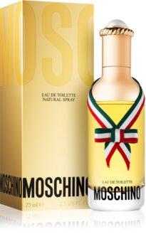 Moschino Femme toaletní voda pro ženy 75 ml