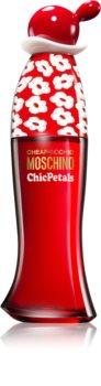 Moschino Cheap & Chic Chic Petals Eau de Toilette für Damen 100 ml