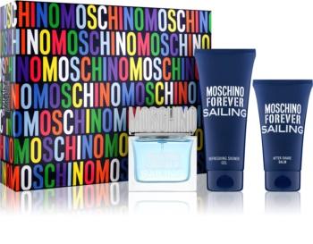 Moschino Forever Sailing coffret cadeau II.