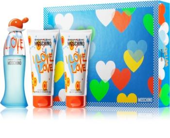 Moschino I Love Love zestaw upominkowy VI.