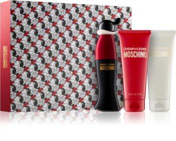 Moschino Cheap & Chic Gift Set IX. for Women