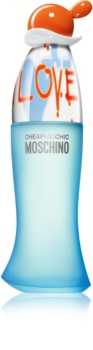 Moschino I Love Love eau de toilette da donna 100 ml