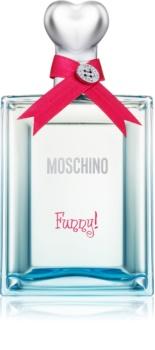 Moschino Funny! Eau de Toilette para mulheres 100 ml