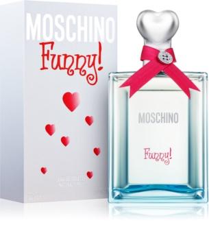 Moschino Funny! туалетна вода для жінок 100 мл