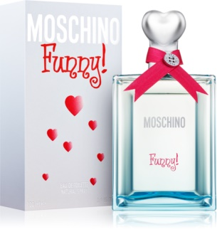 Moschino Funny! eau de toilette per donna 100 ml