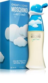 Moschino Light Clouds woda toaletowa dla kobiet 50 ml