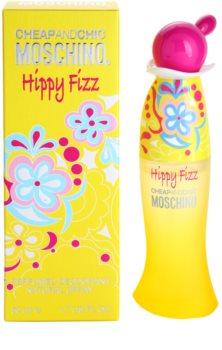 Moschino Hippy Fizz deodorant s rozprašovačem pro ženy 50 ml