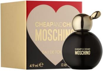 Moschino Cheap & Chic toaletná voda tester pre ženy 4,9 ml