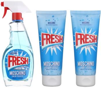 Moschino Fresh Couture Gift Set III