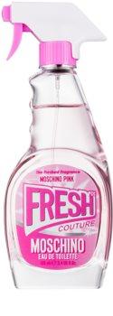 Moschino Fresh Couture Pink Eau de Toilette für Damen 100 ml