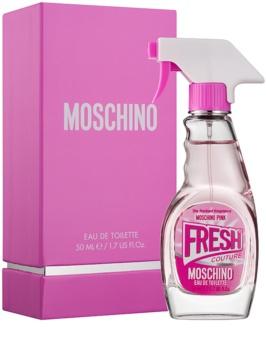 Moschino Fresh Couture Pink woda toaletowa dla kobiet 50 ml