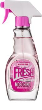 Moschino Fresh Couture Pink eau de toilette para mujer 50 ml