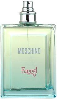 Moschino Funny! toaletní voda tester pro ženy 100 ml