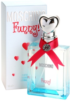Moschino Funny! deodorante con diffusore per donna 50 ml