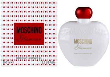 Moschino Glamour tusfürdő nőknek 200 ml
