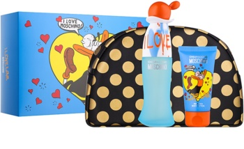 Moschino I Love Love Gift Set XII.