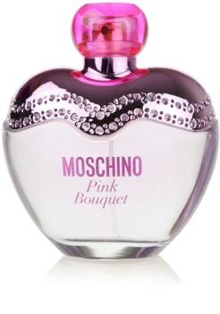 Moschino Pink Bouquet eau de toilette para mujer 100 ml