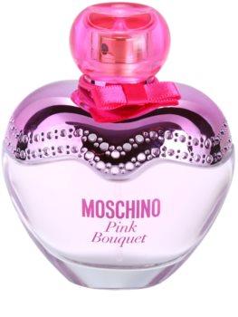 Moschino Pink Bouquet deodorant s rozprašovačom pre ženy 50 ml