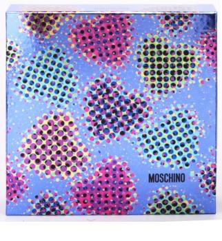 Moschino Toujours Glamour coffret cadeau III.