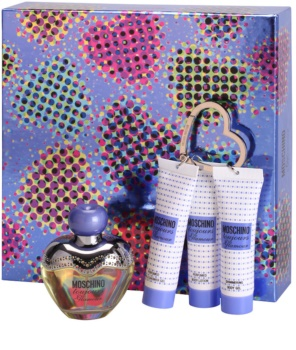 Moschino Toujours Glamour Geschenkset III.