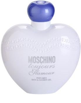 Moschino Toujours Glamour sprchový gél pre ženy 200 ml