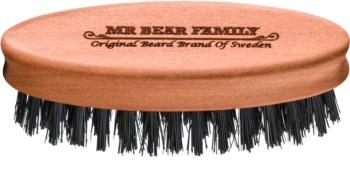 Mr Bear Family Grooming Tools Travel Beard Brush