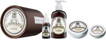 Mr Bear Family Citrus Cosmetic Set I.