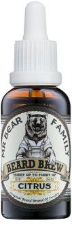 Mr Bear Family Citrus olej na bradu