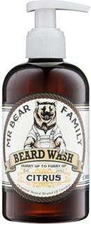 Mr Bear Family Citrus šampon na vousy