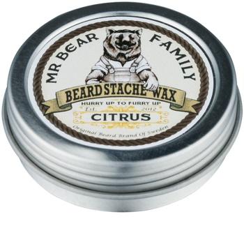 Mr Bear Family Citrus vosek za brado
