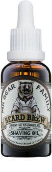 Mr Bear Family Skincare Rasieröl für Herren