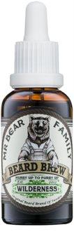 Mr Bear Family Wilderness olej na bradu
