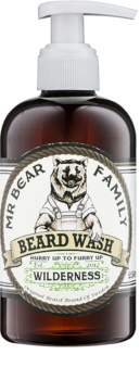 Mr Bear Family Wilderness champú para barba