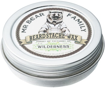 Mr Bear Family Wilderness Baardwax