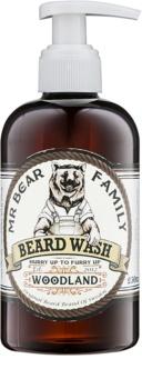 Mr Bear Family Woodland champú para barba