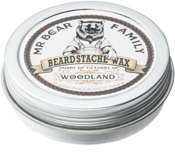 Mr Bear Family Woodland Baardwax