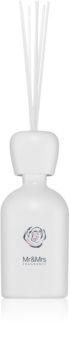 Mr & Mrs Fragrance Blanc Florence Talcum Powder Aroma Diffuser With Refill 250 ml