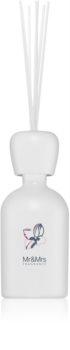 Mr & Mrs Fragrance Blanc Jasmine of Ibiza diffuseur d'huiles essentielles avec recharge 250 ml
