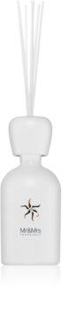 Mr & Mrs Fragrance Blanc Zanzibar Amber diffuseur d'huiles essentielles avec recharge 250 ml