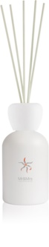 Mr & Mrs Fragrance Blanc Zanzibar Amber diffusore di aromi con ricarica 250 ml