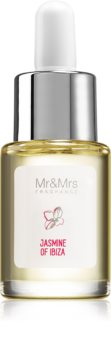 Mr & Mrs Fragrance Blanc Jasmine of Ibiza vonný olej 15 ml