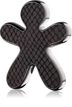 Mr & Mrs Fragrance Niki Fashion Black Orchid Car Air Freshener   Refillable
