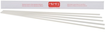 Mr & Mrs Fragrance Accessories Spare Sticks for the Aroma Diffuser 5 pc Artificial Fiber (Pantone)