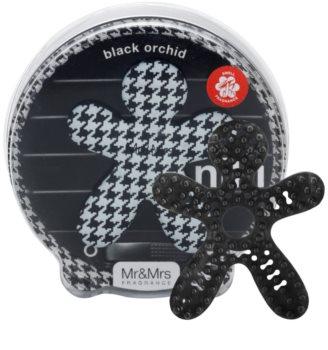 Mr & Mrs Fragrance Niki Black Orchid ambientador de coche para ventilación   recargable