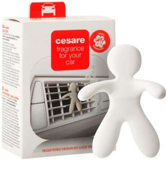 Mr & Mrs Fragrance Cesare Fresh Air Auto luchtverfrisser  1 st I.